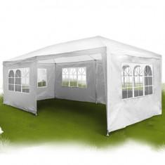 Pavilion de gradina 3x6 m Cort de gradina