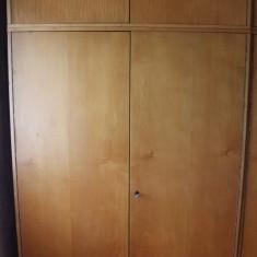 Sifonier incapator cu suprapozabil; Dulap de haine pentru dormitor