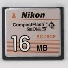 Compact flash 16mb nikon cf 16mb / card compact flash 48mb