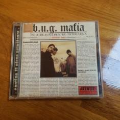 CD hip hop - B.U.G. Mafia - Intotdeauna pentru totdeauna (2000), NOU - Muzica Hip Hop cat music