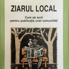 ZIARUL LOCAL - Jock Lauterer - Carte de publicitate