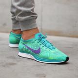 Sneakersi dama Nike FLYKNIT RACER|Marimea 37|