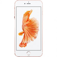 Apple Smartphone Apple iPhone 6S Plus 128GB LTE 4G Roz - Telefon iPhone Apple, Neblocat