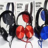 CASTI AUDIO FUNCTIE HANDS FREE, EXTRA BASS