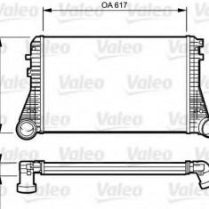 Intercooler, compresor AUDI A3 2.0 FSI - VALEO 818795 - Intercooler turbo