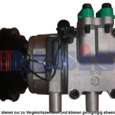 Compresor, climatizare HYUNDAI CLICK 1.6 - AKS DASIS 851636N - Compresoare aer conditionat auto KLOKKERHOLM