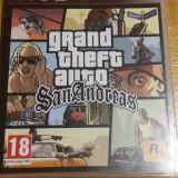 PS3 Grand theft auto San Andreas - joc original by WADDER - Jocuri PS3 Rockstar Games, Actiune, 18+, Single player