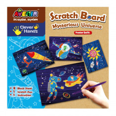 Joc creativ de razuit - Universul misterios - Avenir - Jocuri arta si creatie