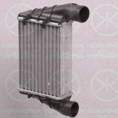 Intercooler, compresor AUDI A6 limuzina 1.9 TDI - KLOKKERHOLM 0018304112 - Intercooler turbo