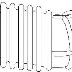 Palnie, filtru de aer OPEL ASTRA F Cabriolet 1.6 i - TOPRAN 207 307 - Filtru aer
