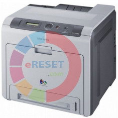 Resoftare SAMSUNG CLP-620 ND fix firmware reset chip cartus CLT 5082 - Imprimanta laser color