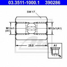 Adaptor, conducte frana - ATE 03.3511-1000.1