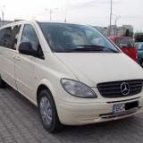 Mercedes Vito - Autoturism Mercedes, An Fabricatie: 2004, Motorina/Diesel, 300650 km, 2148 cmc