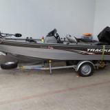 Barca cu motor si peridoc Tracker V15 SC