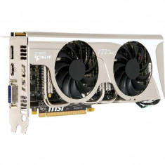 Placa video gaming MSI Radeon HD5830 Twin Frozr II 1GB DDR5 256-bit HDMI DX11 - Placa video PC Msi, PCI Express, Ati