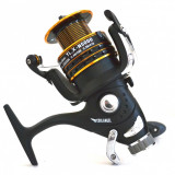 Set 4 Lansete SPEED CARP CU 4 Mulin. COOL ANGEL N5000 CU 8 RULM SI BAIT RUNNER
