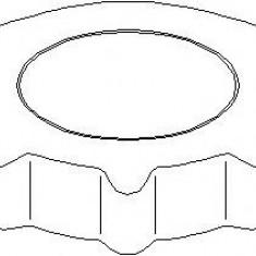 Buton pt. regl. inaltimii scaunului SEAT CORDOBA 1.4 - TOPRAN 109 519 - Scaune auto