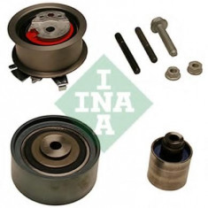 Set role, curea dintata VW PASSAT Variant 2.0 TDI - INA 530 0405 09 - Set Role Curea Transmisie