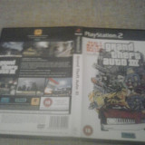 Grand Theft Auto III - GTA 3 - PS2 - Jocuri PS2, Actiune, 3+, Single player