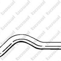 Catalizator OPEL VITA B 1.0 i 12V - BOSAL 099-596 - Catalizator auto