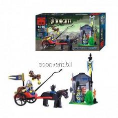 Joc tip Lego Post Cavaleri Enlighten 1016 cu 84 Piese - LEGO Pirates