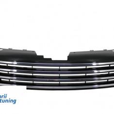 Grila Centrala Fara Emblema Volkswagen Passat 3C GP B7 (2010-2014) - Grile Tuning