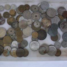 Moneda Romania, Alama - COLECTIE MONEDE - 100 PIESE NR 2