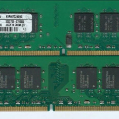 Memorie RAM Kingmax DDR 2 KINGSTON 1 GB 667 MHz