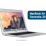 MacBook Air 13, 128 GB, RAM 8GB, 2016 | Sigilat | Garantie 1 an