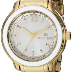 Tommy Hilfiger 1781421 ceas dama nou, 100% veritabil. Garantie.Livrare rapida., Casual, Quartz, Inox, Rezistent la apa