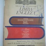 LIMBA ENGLEZA - MANUAL PENTRU CLASA A XII- A ( 4075 ) - Manual scolar didactica si pedagogica, Clasa 12, Didactica si Pedagogica, Limbi straine