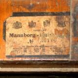 Orga Altele Mannborg