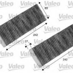 Filtru, aer habitaclu NISSAN MAXIMA QX limuzina 2.0 V6 24V - VALEO 698873 - Filtru polen