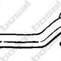 Toba esapament primara VW FOX 1.2 - BOSAL 280-417 - Toba finala auto