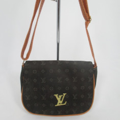 Geanta dama maro tip postas LV Louis Vuitton+CADOU, Culoare: Din imagine, Marime: Medie