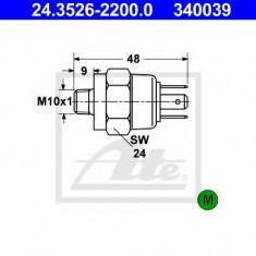 Comutator, lampa frana - ATE 24.3526-2200.0 - Intrerupator - Regulator Auto
