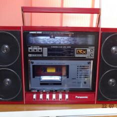 Radiocasetofon boombox PANASONIC RX-F32LE.
