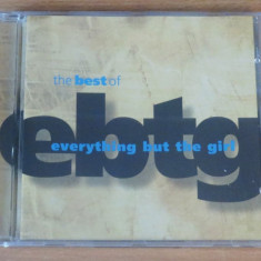 Everything But The Girl - The Best Of Everything But The Girl CD - Muzica Dance warner