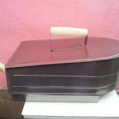 Gratar de bucatarie cu apa pentru fripturi la aragaz 400X250x140 mm - Gratar Gradina