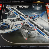 Lego Technic 42025 Avion Cargo Plane Nou Sigilat Motorizat set 3 constructii
