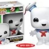 Figurina Pop Movies Ghostbusters Stay Puft Marshmallow Man - Figurina Desene animate
