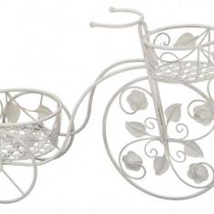 Suport 2 ghivece Bicicleta - Suport flori