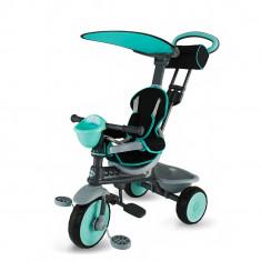 Tricicleta DhsBaby Enjoy Plus verde - Tricicleta copii