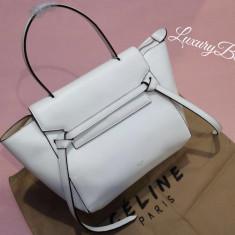Genti Celine Mini Belt Bag Collection 2016 * LuxuryBags * 2 * - Geanta Dama Celine, Culoare: Din imagine, Marime: Masura unica, Geanta de umar, Piele