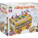 Rollercoaster Autobuz Alex Toys - Jocuri Seturi constructie