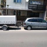 Remorca 750 kg marca AVG WFT in stare foarte buna! - Utilitare auto