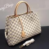 Genti Louis Vuitton Montaigne GM Collection 2016 * LuxuryBags * big size *
