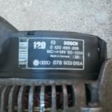 Alternator Audi A8 motor 4.2 benzina an 1999 in stare foarte buna. Bosch
