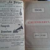 CALENDAR MINERVA 1906 334 PAG CARTONATA STARE F BUNA - Almanah