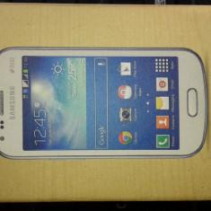 Vand samsung s7582 - Telefon Samsung, Alb, 32GB, Neblocat, Dual SIM